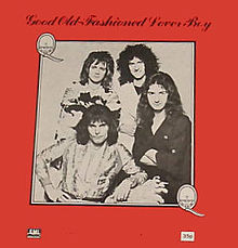 Queen Good Old Fashioned Lover Boy Album